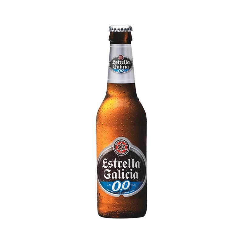 ESTRELLA GALICIA 0% ALCOHOL